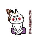 茨城弁で伝えるウイルスに気を付けろ!!(個別スタンプ:17)
