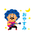 おやじ ROCK(個別スタンプ:08)