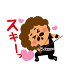 おやじ ROCK(個別スタンプ:16)
