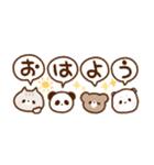 やさしいスタンプ★コンパクト(個別スタンプ:07)
