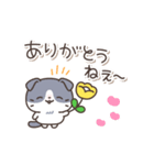 はちわれスコちゃん(個別スタンプ:05)