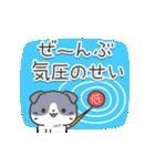 はちわれスコちゃん(個別スタンプ:12)