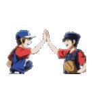 TVアニメ「メジャーセカンド」(個別スタンプ:13)