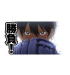 TVアニメ「メジャーセカンド」(個別スタンプ:21)