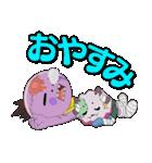 ゾゾゾ ゾンビーくん(個別スタンプ:10)