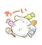 シナモロール ぷくぷく♪(個別スタンプ:3)