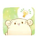 シナモロール ぷくぷく♪(個別スタンプ:26)