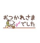 スヌーピー 小さなスタンプ(個別スタンプ:11)