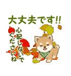 よちよち豆柴 秋の毎日(個別スタンプ:30)