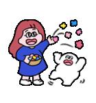 大丈夫なきもちになる 毎日ぱんちゃん!(個別スタンプ:33)