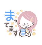 毎日使える♡おしゃかわガール(個別スタンプ:27)