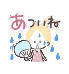 毎日使える♡おしゃかわガール(個別スタンプ:39)