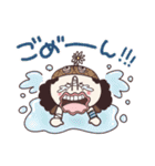 【ONE PIECE】with まるいやつら。(個別スタンプ:19)