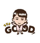 金曜ドラマ「MIU404」 第2弾(個別スタンプ:21)