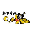 ミッキー&プルート 小さめスタンプ(個別スタンプ:06)