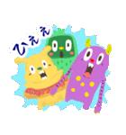 カラフルモンスターMAKA☆RONのきもち(個別スタンプ:12)