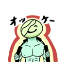 ぬんちゃキャベツ(個別スタンプ:4)