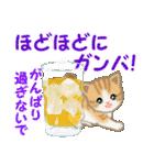 ちび猫 おいしい毎日(個別スタンプ:36)