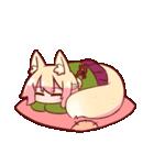 ケモミミちゃんスタンプ(個別スタンプ:2)