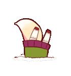ケモミミちゃんスタンプ(個別スタンプ:4)