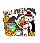 秋ゆるすぎ〜なペンギン親子(個別スタンプ:39)