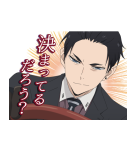 TVアニメ「富豪刑事BUL」(個別スタンプ:19)