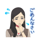 TVアニメ「富豪刑事BUL」(個別スタンプ:28)