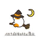 秋 冬 ハロウィン クリスマス のモルモット(個別スタンプ:16)