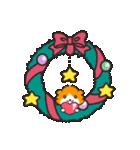秋 冬 ハロウィン クリスマス のモルモット(個別スタンプ:18)