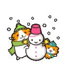 秋 冬 ハロウィン クリスマス のモルモット(個別スタンプ:30)