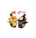 火曜ドラマ「カネ恋」第2弾 猿彦&猿之助(個別スタンプ:19)