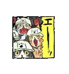 動くぞ!仕事猫(個別スタンプ:14)