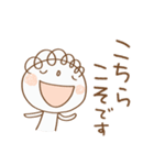 おしゃかわ♡くるりん子(個別スタンプ:8)