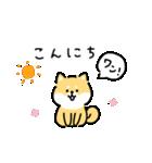 ゆる柴犬スタンプ13・ダジャレ(個別スタンプ:06)