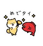 ゆる柴犬スタンプ13・ダジャレ(個別スタンプ:13)