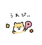 ゆる柴犬スタンプ13・ダジャレ(個別スタンプ:15)