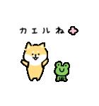 ゆる柴犬スタンプ13・ダジャレ(個別スタンプ:23)