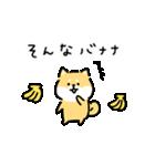 ゆる柴犬スタンプ13・ダジャレ(個別スタンプ:31)