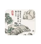 古風画(日本語版)(個別スタンプ:15)