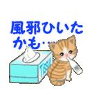ちび猫 優しい冬(個別スタンプ:23)
