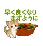 ちび猫 優しい冬(個別スタンプ:26)
