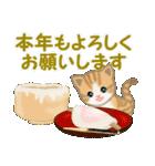 ちび猫 優しい冬(個別スタンプ:39)