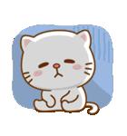 猫カオマニー眼2色(セット2)(個別スタンプ:19)