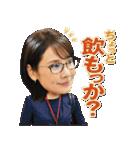 金曜ドラマ「恋する母たち」(個別スタンプ:21)