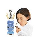 金曜ドラマ「恋する母たち」(個別スタンプ:40)