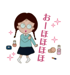 90'sちびまる子ちゃん第1期スタンプ(個別スタンプ:25)