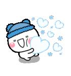 冬の寒さに♡やさしい大人のスタンプ 2021(個別スタンプ:36)