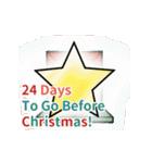 クリスマス前に♪アドベントカレンダー(個別スタンプ:1)