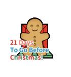 クリスマス前に♪アドベントカレンダー(個別スタンプ:4)