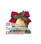 クリスマス前に♪アドベントカレンダー(個別スタンプ:5)